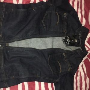 Men's G-Star Raw dark denim jacket